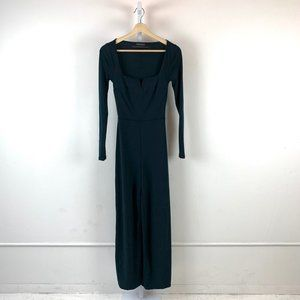 Urban Outfitters Vicki V-Wire Wide Leg Jumpsuit XS